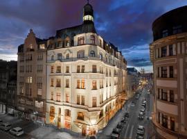 Art Nouveau Palace Hotel, Praga