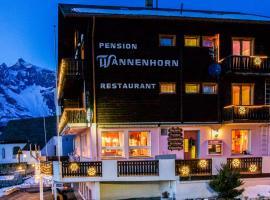 Hotel Wannenhorn, Bellwald