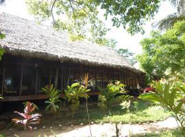 Sandoval Lake Lodge, Puerto Maldonado