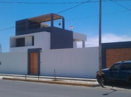 Los Libertadores Paracas Beach House, Paracas
