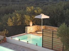 Istron Luxury Maisonettes, Istro
