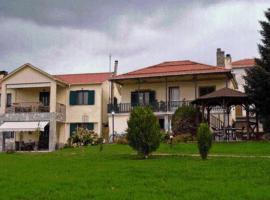 Guesthouse Paralimnia, Kalývia