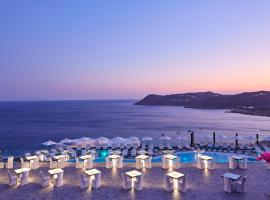 Royal Myconian - Leading Hotels of the World, Elia Beach