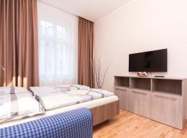 Manesova Astra Apartment,