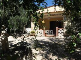 Villa Carmine, Mattinata