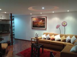 Maggi's Home Apartment, Quito