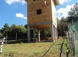 Cabaña Linda Vista Zirahuen, Zirahuén