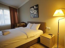 Puffin Suites, Estambul