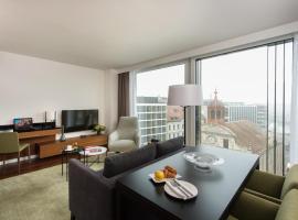 Fraser Suites Geneva - Serviced Apartments, Genewa