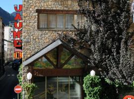 Hotel Jaume I, Андорра-ла-Велья