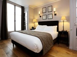Hotel Saint-Louis Pigalle, Париж