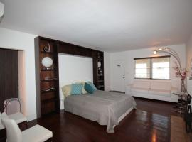 Miami Beach Studio Apartment,