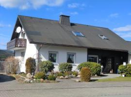 4 Sterne Ferienwohnung Haus Emde, Winterberg