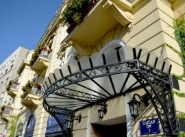 Belgrade City Hotel, Belgrade