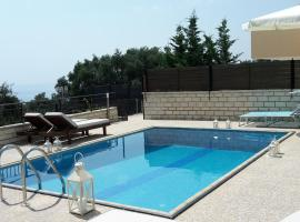 Achillion Luxury Corfu Villa, Perama