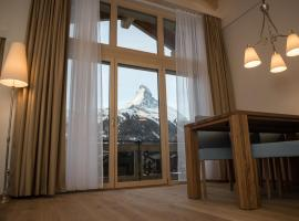 Panorama Ski Lodge, Zermatt