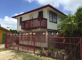 Paul's waterfront house, Nuku'alofa