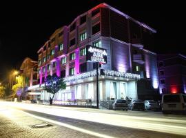 Afyon Grand Ari Hotel, Афьон