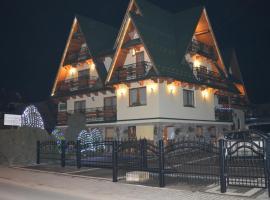 Guest house Pokoje U Krzeptowskich, Kościelisko