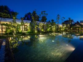 Tropic Jungle Boutique Hotel, Siem Reap
