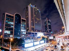 Hotel Equatorial Shanghai, Шанхай