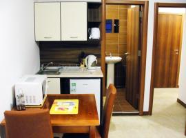 Mark's apartment in Predela 2, 班斯科
