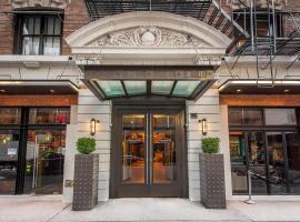 Amsterdam Court Hotel, Нью-Йорк