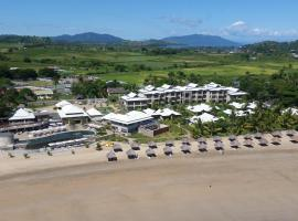Palm Beach Resort & Spa, Ambondrona