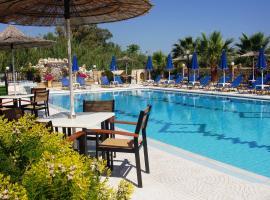 Paradise Apartments, 拉加纳斯