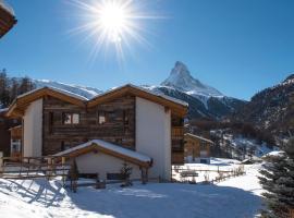 Chalet Shalimar, Zermatt