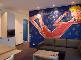 Art Apartment by WestCord,