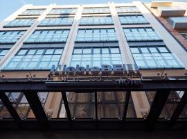 NobleDEN Hotel, Nova Iorque