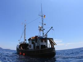 Boat MS Cutty Jean, 斯利马