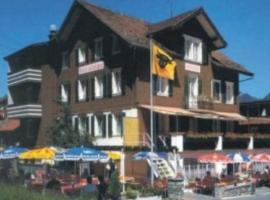 Hotel Montana, Seelisberg