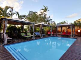 Monzi Safaris Backpackers, St Lucia