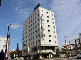 Hotel New Gaea Oitaekimae, Oita