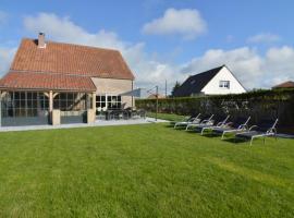 Holiday home Villa Arthur, Middelkerke