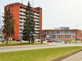 Latgale, Резекне