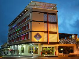 Hotel San Carlos, Barrancabermeja