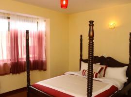 Golden Garden Furnished Apartment, Найроби