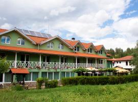 Hotel 1876, Apriltsi