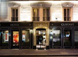 Hôtel Gustave, Париж