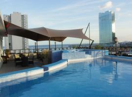 Hotel Bahía Suites,