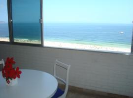 Apartamento Copacabana Frente Mar, Rio de Janeiro
