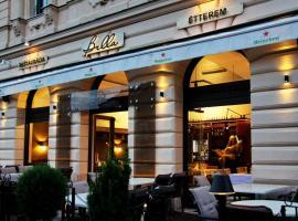 Bella Restaurant & Penzion, Komárno