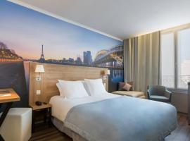 Best Western Rives de Paris La Defense, Курбевуа