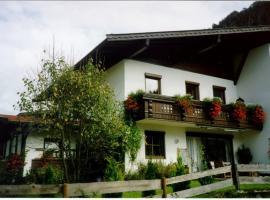 Ferienhaus Steidl, Walchsee