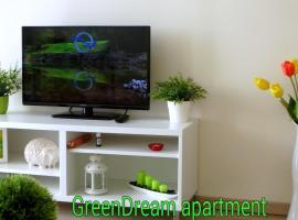 GreenDream apartment, Budapest