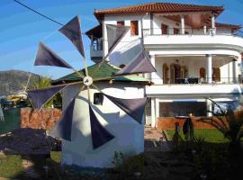 Aspri Villa, Ammoudiá