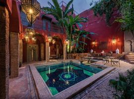 Riad Les Jardins d'Henia, Marrakesz
